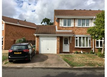 Thumbnail 3 bed semi-detached house for sale in Langdale Close, Farnborough