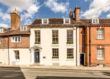 Thumbnail 4 bed terraced house for sale in West Pallant, Chichester, West Sussex