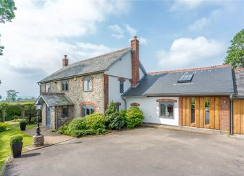 Thumbnail 4 bedroom detached house for sale in Luppitt, Honiton, Devon
