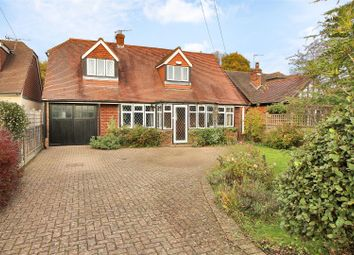 Thumbnail 3 bed detached house for sale in Stocks Green Road, Hildenborough, Tonbridge
