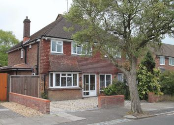Thumbnail 4 bed semi-detached house to rent in Coombe Drive, West Dunstable, Bedfordshire
