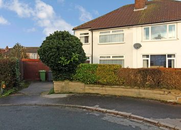 Thumbnail 3 bed semi-detached house for sale in Garth Avenue, Leeds