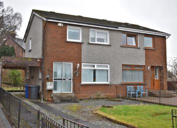 Thumbnail 3 bed semi-detached house for sale in 12 First Avenue, Bonhill