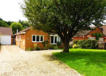 Thumbnail 3 bedroom detached bungalow for sale in Gull Road, Guyhirn, Wisbech