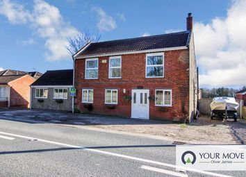 Thumbnail 5 bed detached house for sale in Beccles Road, Toft Monks, Beccles