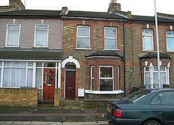 Thumbnail 3 bedroom terraced house for sale in Newman Road, London