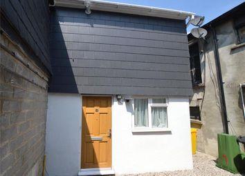 Thumbnail 1 bed semi-detached house for sale in West Street, Okehampton, Devon