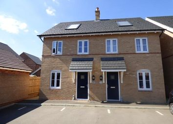 Thumbnail 2 bedroom semi-detached house for sale in Kempston, Beds