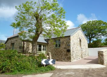 Thumbnail 3 bed barn conversion for sale in Carnaquidden, Newmill, Penzance