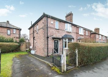Thumbnail 3 bed semi-detached house to rent in Brayside Road, Didsbury, Manchester