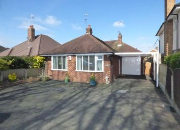 Thumbnail 3 bed detached bungalow for sale in The Fairway, Alsager, Stoke-On-Trent