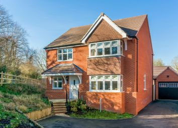 Thumbnail 4 bed detached house for sale in Poplar Way, Whitnash, Leamington Spa