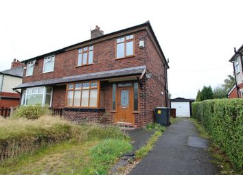 Thumbnail 3 bed semi-detached house for sale in Newshaw Lane, Hadfield, Glossop