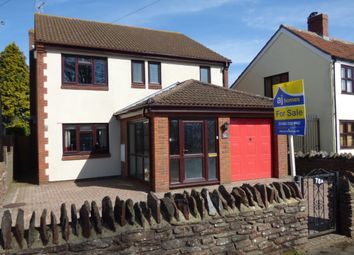 Thumbnail 4 bed detached house for sale in Rectory Road, Frampton Cotterell, Bristol