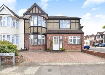 Thumbnail 4 bed end terrace house for sale in Hunters Grove, Queensbury, Harrow
