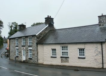 Thumbnail 3 bedroom detached house for sale in Lledrod, Aberystwyth