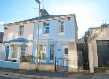 Thumbnail 2 bed cottage for sale in Priory Road, Plymouth