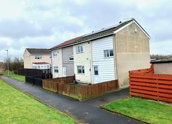 Thumbnail 2 bedroom semi-detached house for sale in Ash Walk, Holytown, Motherwell