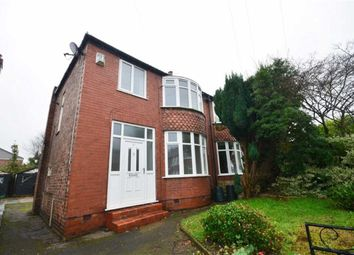 Thumbnail 3 bed semi-detached house to rent in Marcliff Grove, Heaton Norris, Stockport