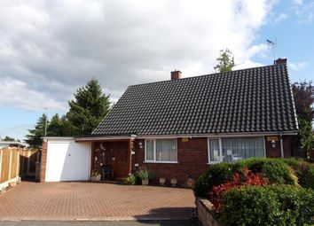 Thumbnail 4 bed detached house for sale in The Conifers, Alsager, Cheshire