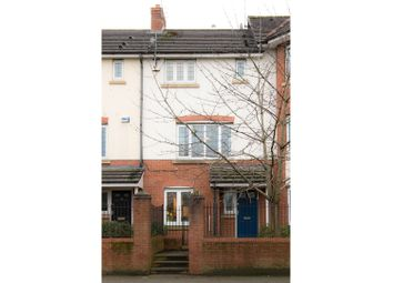 Thumbnail 3 bed town house for sale in Nell Lane, Manchester