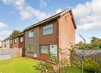 Thumbnail 2 bed end terrace house for sale in Waverley Way, Paisley, Renfrewshire, .