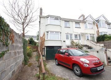 Thumbnail 3 bed semi-detached house for sale in Batson Gardens, Paignton