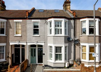Thumbnail 4 bed flat for sale in Waldron Road, London