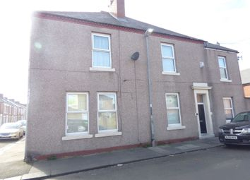 Thumbnail 3 bed terraced house for sale in Valleydale, Brierley Road, Blyth