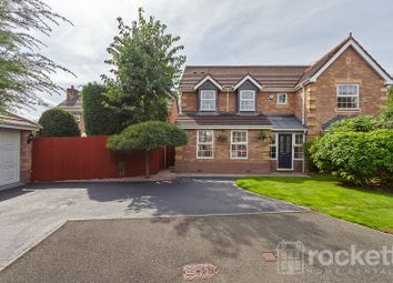 Thumbnail 5 bed detached house to rent in Ash Way, Newcastle-Under-Lyme