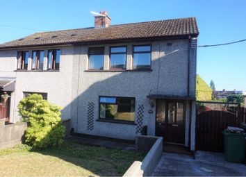 Thumbnail 3 bed semi-detached house for sale in Milltown Avenue, Lisburn
