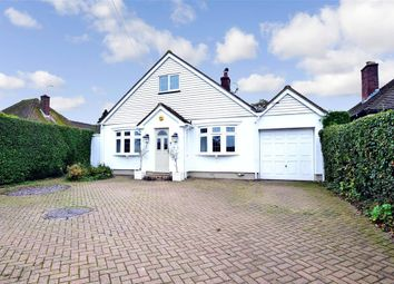Thumbnail 5 bed bungalow for sale in Platt House Lane, Fairseat, Kent