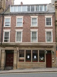 Thumbnail 1 bed flat to rent in Mosley Street, Newcastle Upon Tyne