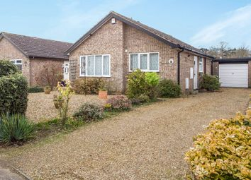 Thumbnail 2 bed detached bungalow for sale in Ickworth Close, South Wootton, King's Lynn