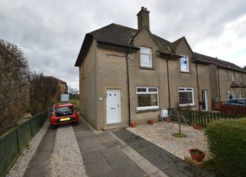 Thumbnail 2 bed semi-detached house for sale in Walker Avenue, Troon, South Ayrshire