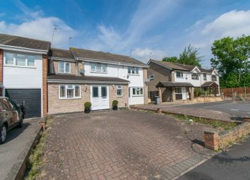 Thumbnail 3 bed semi-detached house for sale in Broxburn Close, Leicester