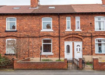 Thumbnail 2 bedroom terraced house to rent in Elm Street, Selby