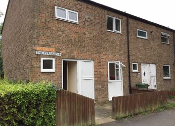 Thumbnail 3 bedroom end terrace house to rent in Watergall, Peterborough