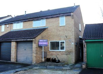 Thumbnail 3 bed semi-detached house for sale in The Willows, Yate