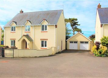 Thumbnail 4 bedroom detached house for sale in Burrows Close, Southgate, Swansea