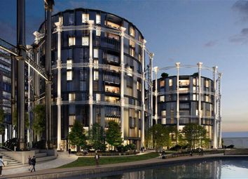 Thumbnail 2 bed flat for sale in Gasholders, London