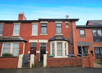 Thumbnail 3 bed terraced house for sale in Milbourne Street, Blackpool, Lancashire