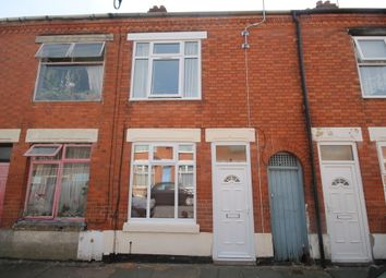 Thumbnail 3 bed terraced house for sale in Chartley Road, West End, Leicester