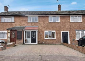 Thumbnail 3 bed terraced house for sale in Montgomery Drive, Cheshunt, Waltham Cross