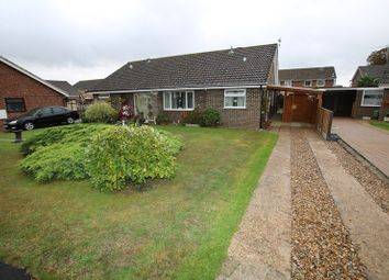 Thumbnail 3 bed detached bungalow for sale in Paddock Gardens, Attleborough