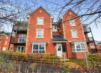 Thumbnail 2 bed flat for sale in Noyce Court, Southampton