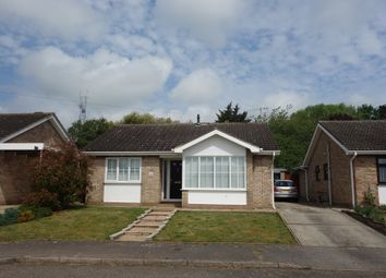 Thumbnail 3 bedroom detached bungalow for sale in Blackberry Way, Oulton, Lowestoft
