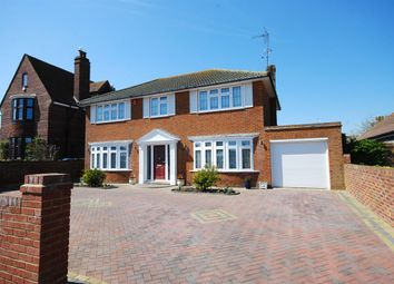 Thumbnail 4 bed detached house for sale in Princes Gardens, Cliftonville, Margate