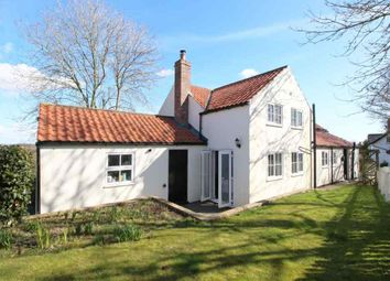 Thumbnail 4 bed detached house for sale in Pocklington Road, Huggate, York