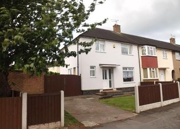 Thumbnail 3 bed end terrace house for sale in Whitegate Vale, Cliffton, Nottingham